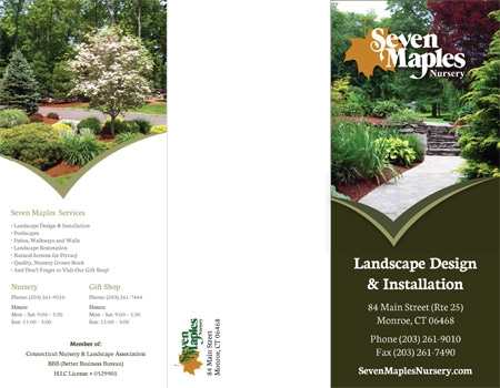 Seven Maples Brochure